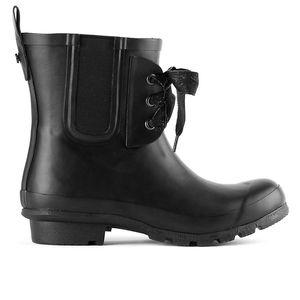 New London Fog Haley II Waterproof Rubber Boots